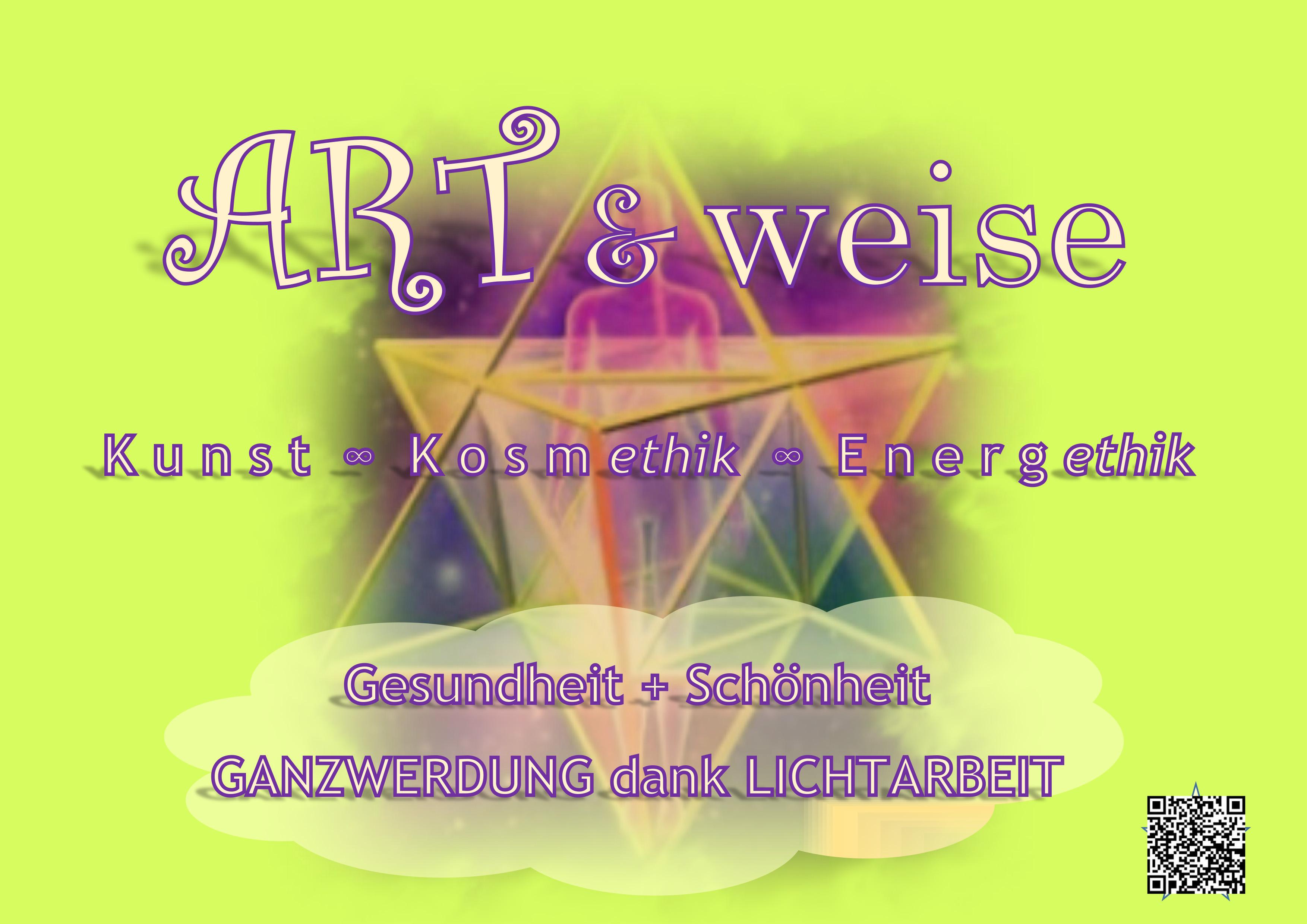 ART & weise Haus h-grüüüün + merkaba! f PS